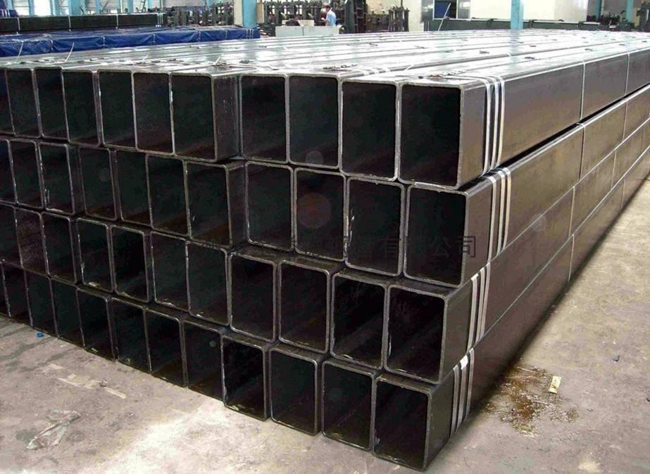 en10210 high quality rectangular steel tube for struction