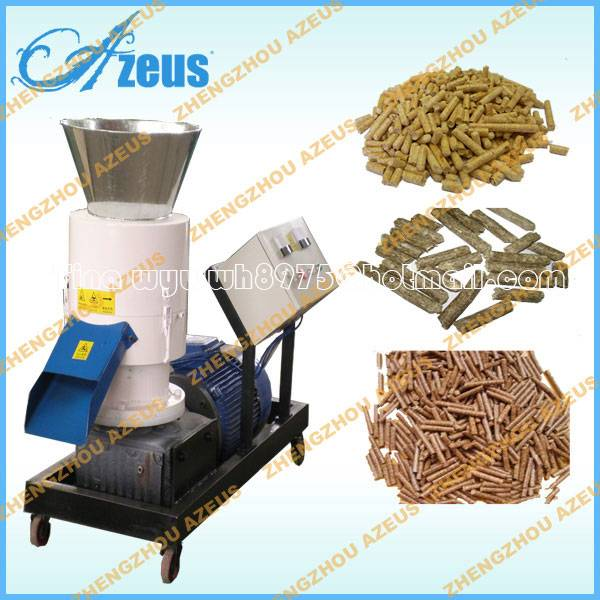 feed/wood pellet machine with CE certificate