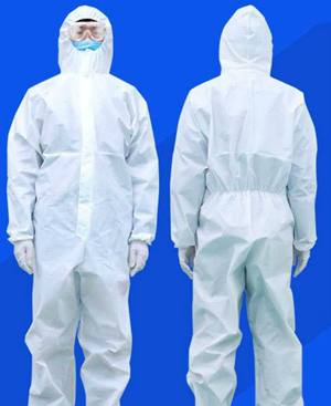 protective suit protective coverall clothing, isolation gown