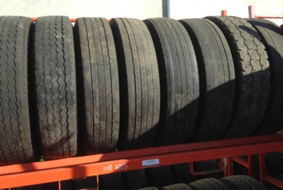 11R22.5 Truck Tire Casings