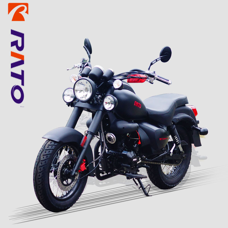 RATO stylish 200cc chopper motorcycle for sale cheap