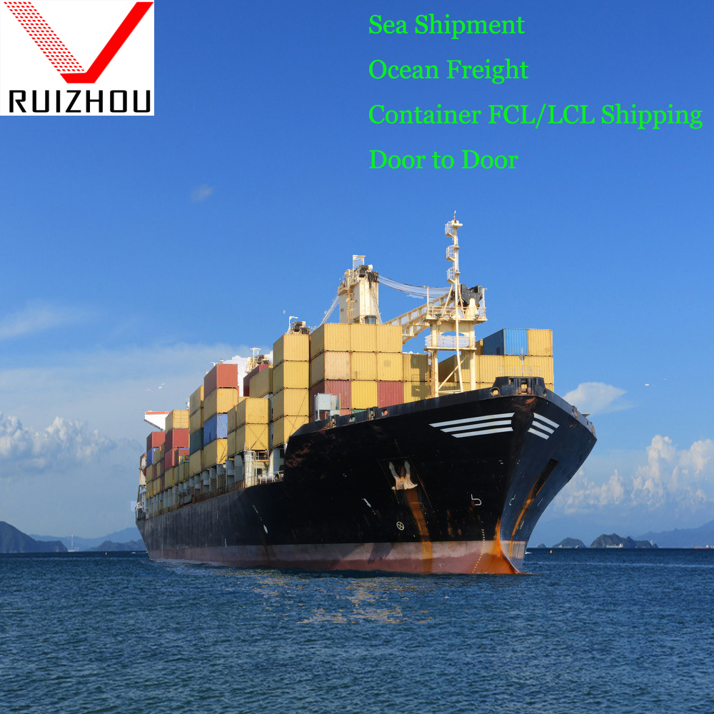 China Sea Shipping Forwarder Container Fcl Lcl Ocean Freight