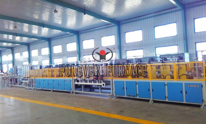 Steel pipe induction heating,steel pipe induction heating furnace