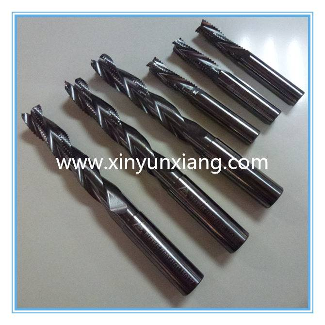 Tungsten Carbide Spiral Router Bits for Wood