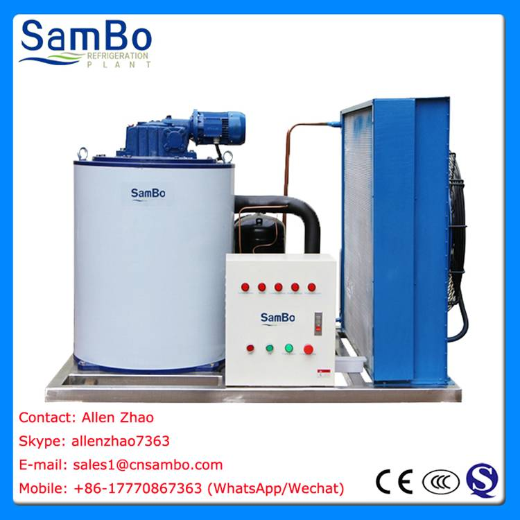 SamBo Quality Flaker Ice Maker 500Kg Per Day With CE Certificates