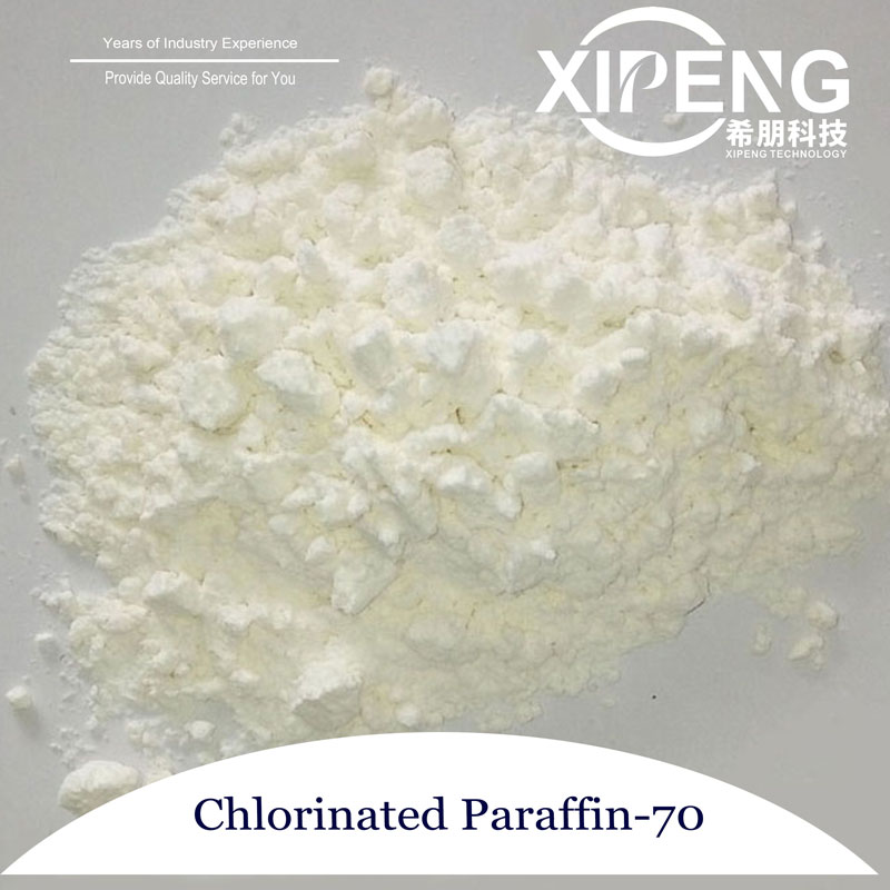Chlorinated paraffin-70 as Plasticizer