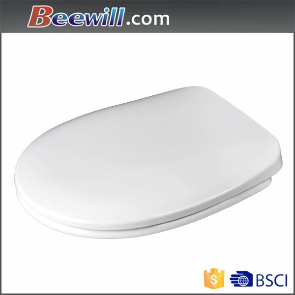 Euro standard soft closing uf toilet seat