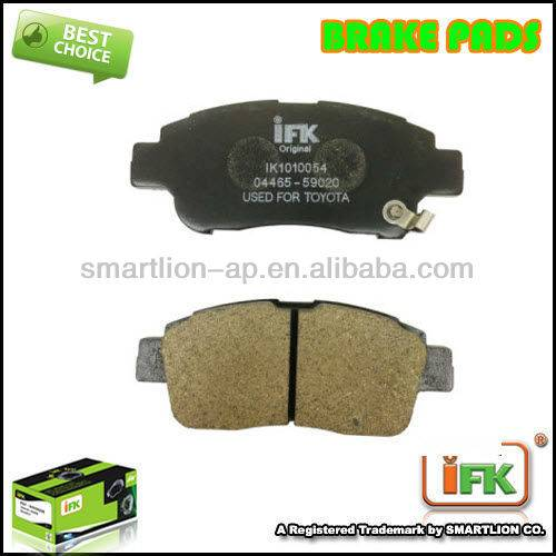 446559020 GDB3218 TOYOTA PARIS ceramic brake pad wholesale