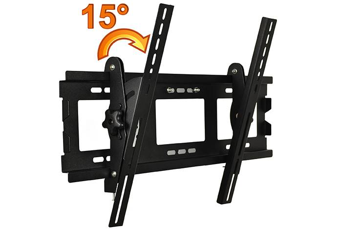 X0460A up or down adjust tv wall mount brackets