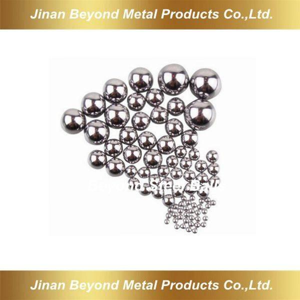 Chrome steel grinding balls