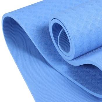 Hot Sale PRINTED yoga mat - Double Layers Double Colors Yoga