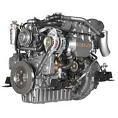 New Yanmar 4JH3-DTE Marine Diesel Engine 125HP