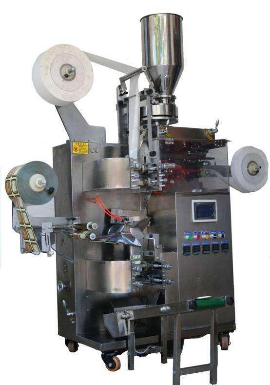 Factory Price Automatic Triangle Teabag Sachet Filling Packing Machinery Tea Bag Packaging Machine