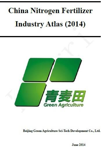 China Nitrogen Fertilizer Industry Atlas
