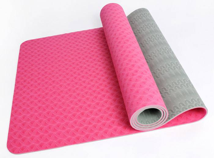 "Wholesale yoga mat 72"" x 24"" x  6mm thick"