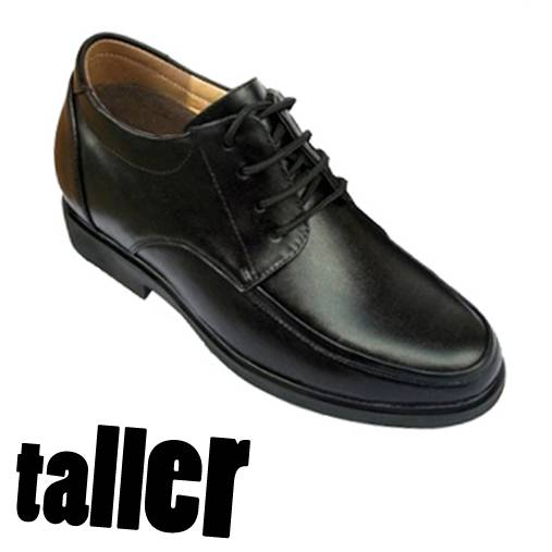 tall man shoes/man dress height increasing shoes/formal elevator man shoes
