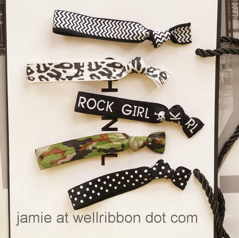 Hair ties, Hair band ties, Hair Accessories, Elastic hair bands
