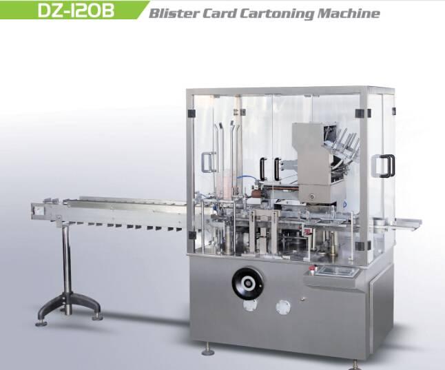 2014 Blister Card Cartoning Machine