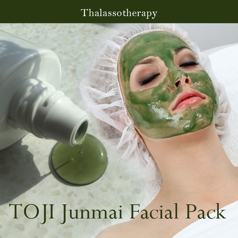 Thalassotherapy Algae Gel Mask