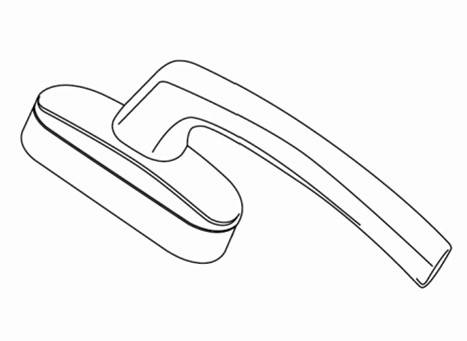 good quality casement window handle