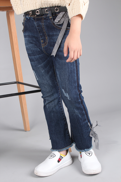 OEM Girls Jeans Exporter & Wholesale