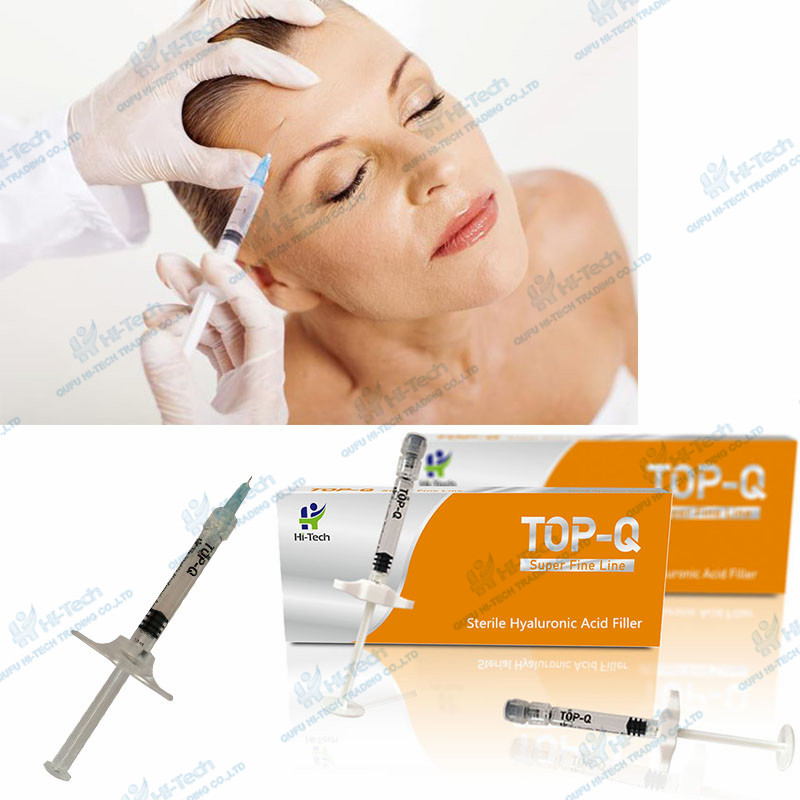 Top-Q hyaluronic acid dermal filler-Fine Line