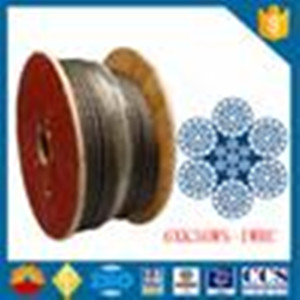 6x36WS Wire Rope
