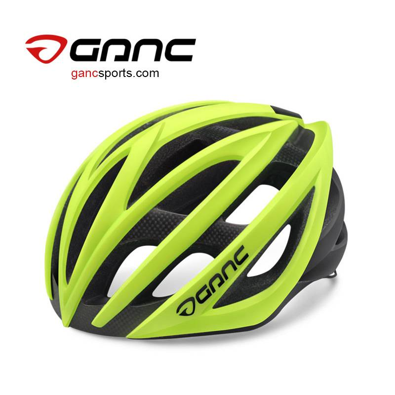 Ganc Hi-VI Road Race Helmet with Carbon Fiber - Smart Eye