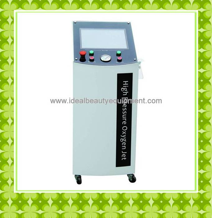 Water oxygen jet machine for skin rejuvenation and wrinkle removal (J005)