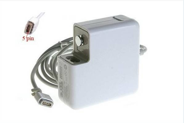 Apple A1172 A1222 A1290 18.5V 4.6A 85W Magsafe Laptop AC Power Adapter
