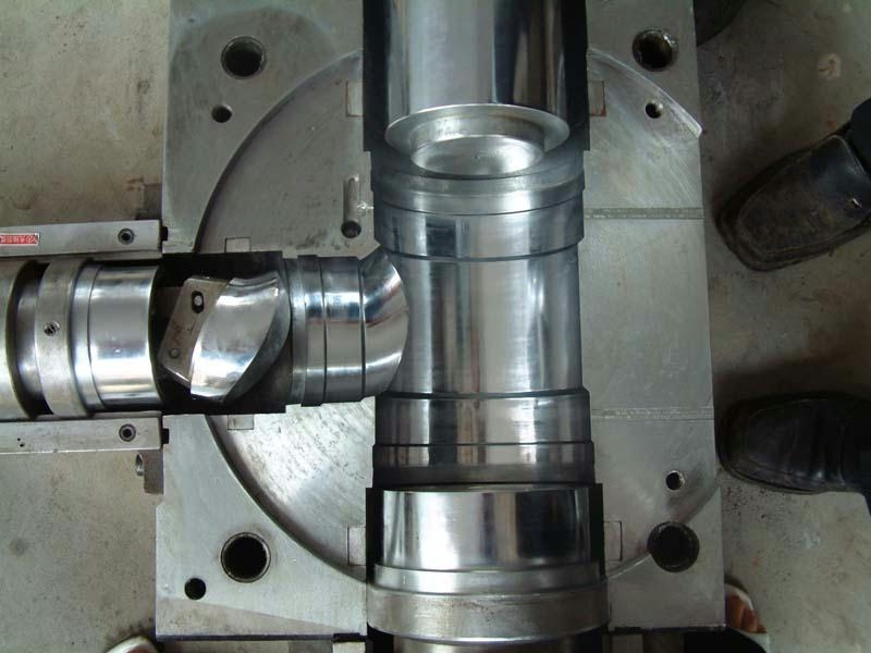 plastic pipe&fitting mould