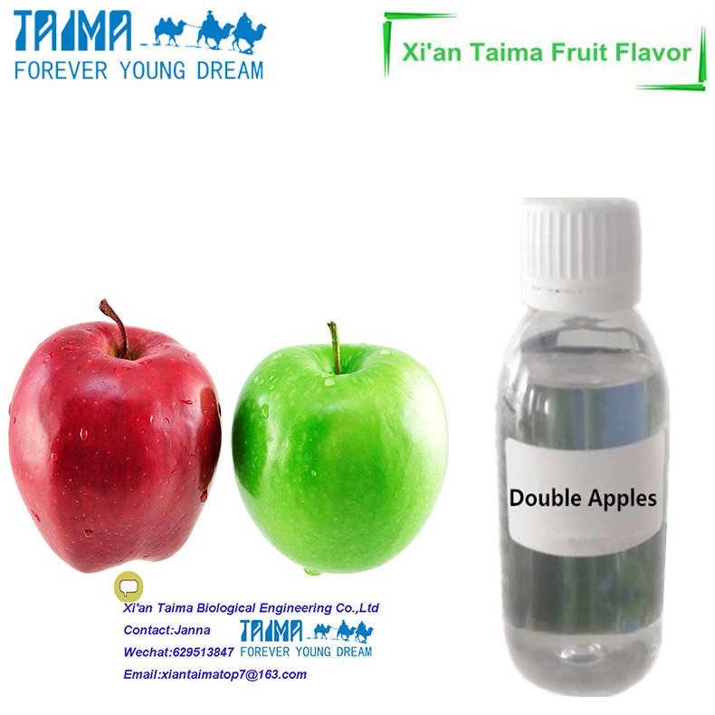 Xi'an taima fruit flavor Double apples