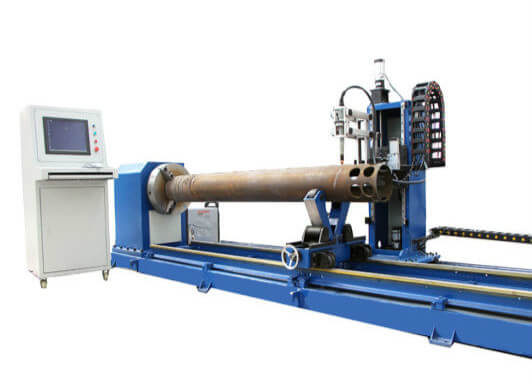 Pipe Profile CNC Plama/oxy-fuel Cutting Machine