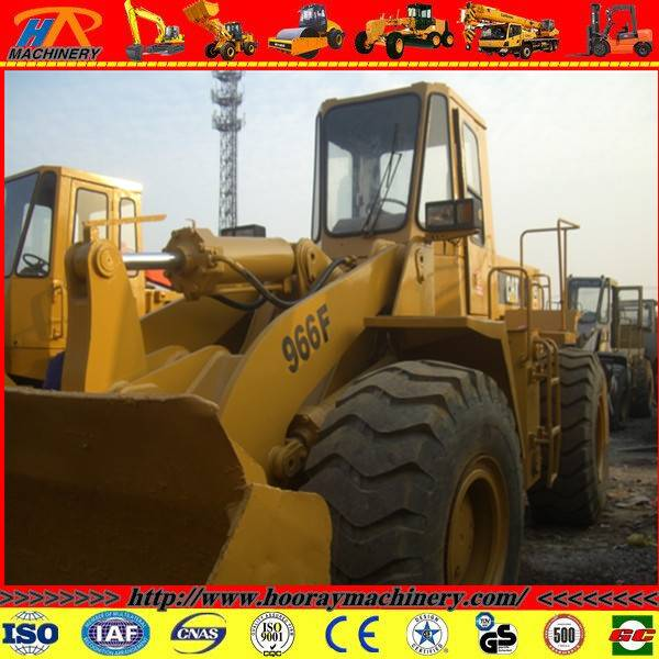 cat 966f wheel loader, used loader caterpillar 966F