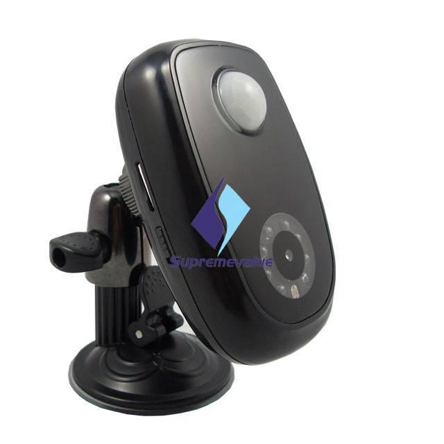 3G Video monitoring alarm camera /video recording alarm Integrated Machine