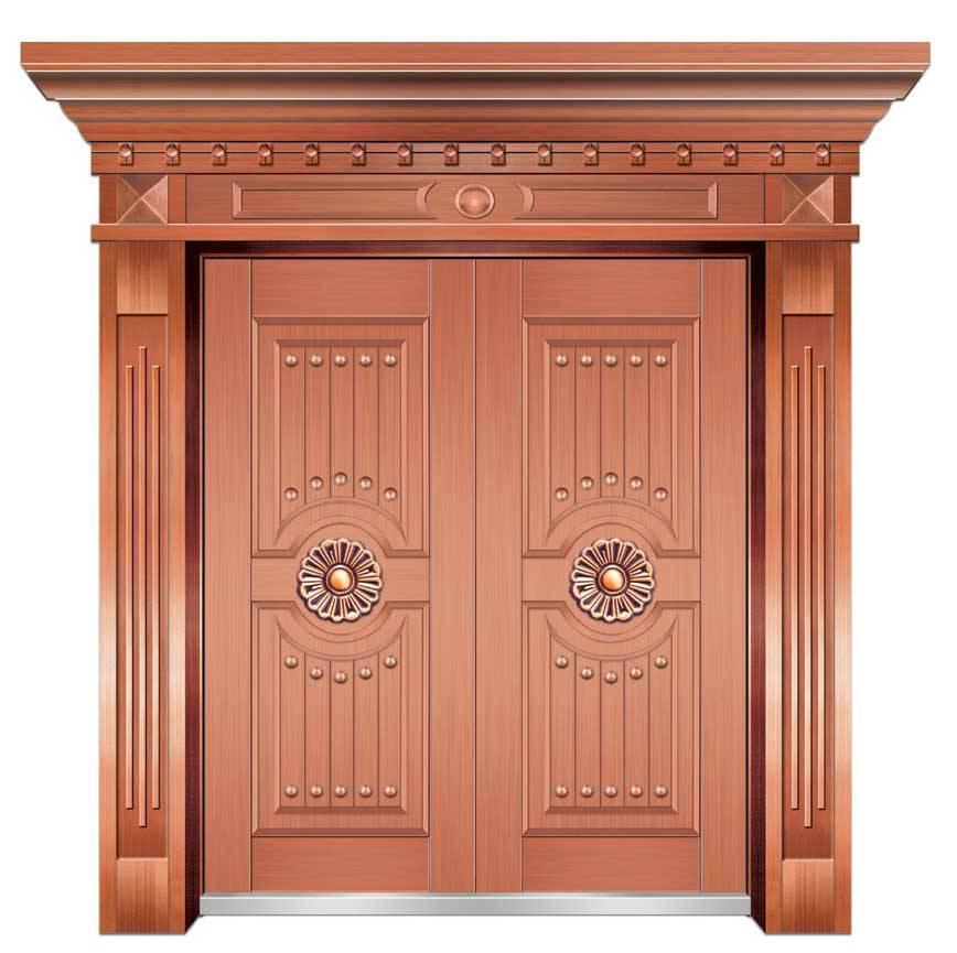 Copper Clad Steel Strip for Copper Door