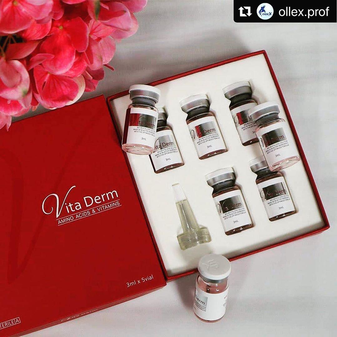 VIitaDerm 60 (Amino Acid, Vitamins Complex, Hydro Injection Treatment)