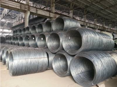 HIGH CARBON ALLOY STEEL WIRE RODS from China