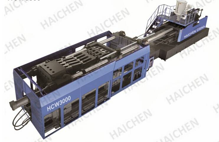 3000T Injection Molding Machine