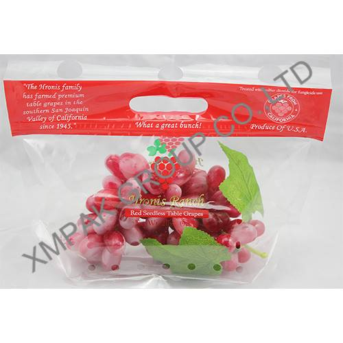BOPP/CPP Fruit Grape Vent Bag