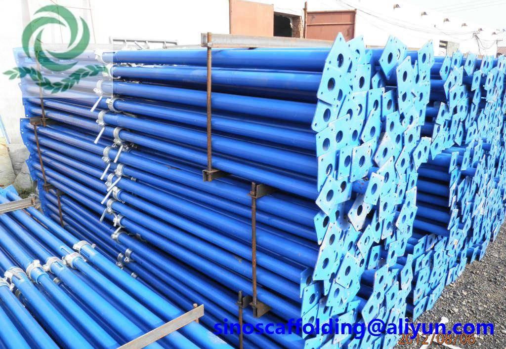 steel prop scaffolding system, prop jack scaffolding system