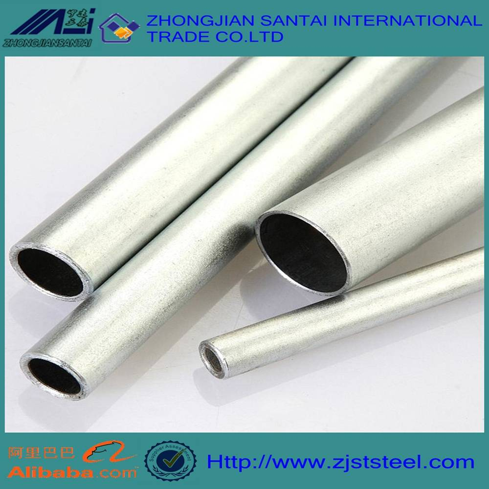 DN25 hot dip galvanized steel pipe