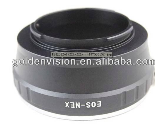 ULATA Adapter For EOS Lens To Sony E-Mount Adapter for Camera NEX-7 NEX-5N NEX-C3
