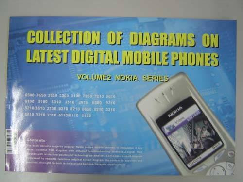 mobile phone repair manual,books,schematics