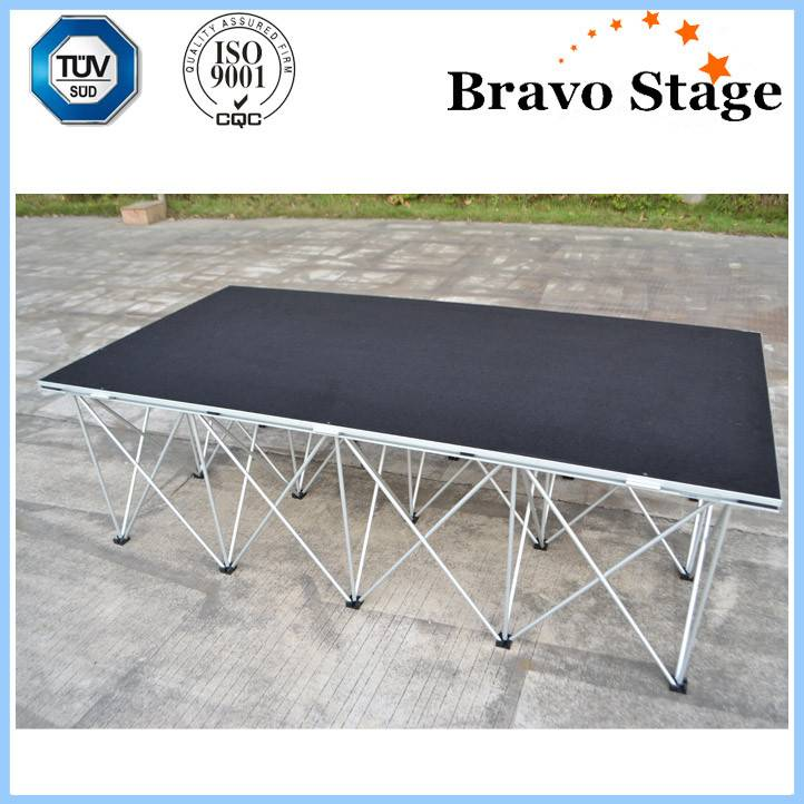 used stage for sale/outdoor portable stage design