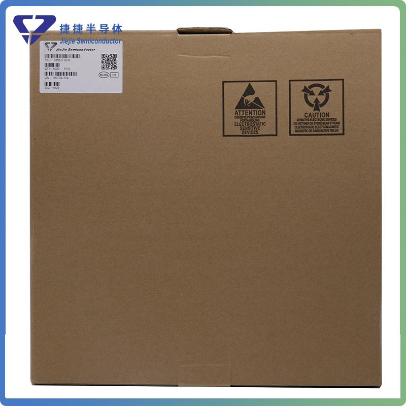 SMAJ6.5A SMAJ6.5CA Transient Voltage Suppressor Jie Jie Microelectronics Co.,Ltd.