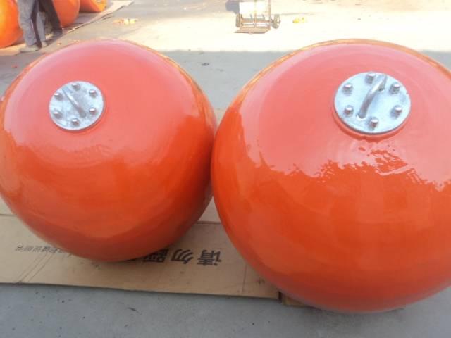 mooring ocean buoys