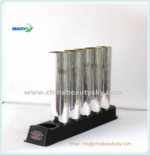 Collapsible Aluminum Tube for Hand cream