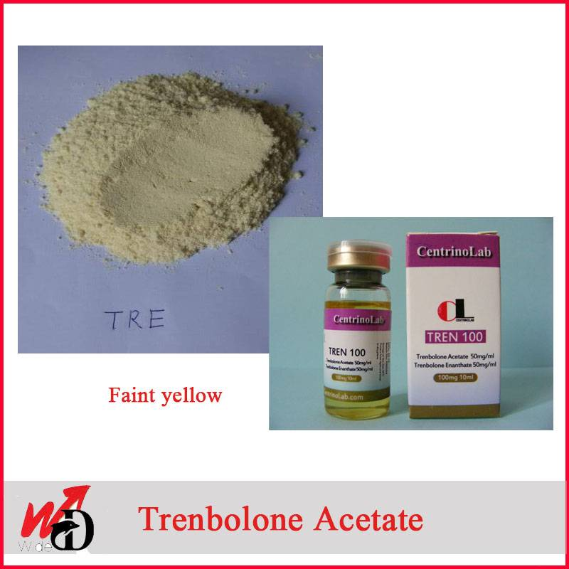 Raw Material Steroid Hormone Pharmaceutical Chemical Trenbolone Acetate Tren A