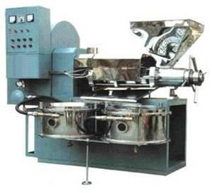 Screw oil press machine, peanut screw oil press machine